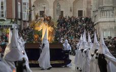 Programa de procesiones del Viernes Santo, 30 de marzo, en Burgos