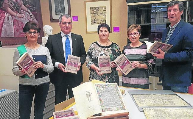 Los documentos medievales del Archivo Municipal de Segovia, en un catálogo