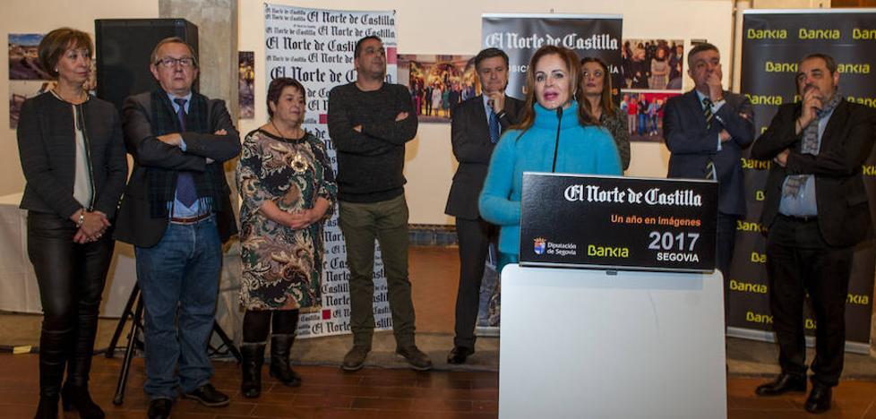 Segovia celebra con El Norte las 20 ediciones de 'Un año en imágenes'