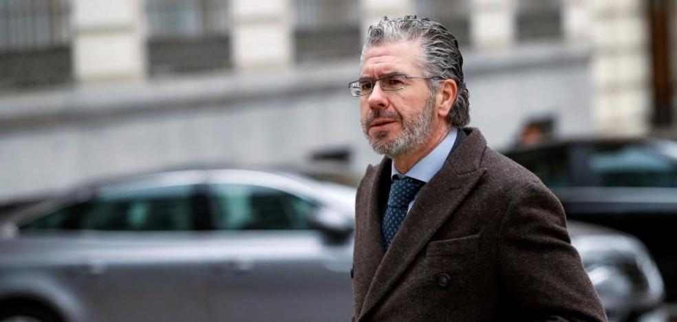 Granados defiende su gestión ante el juez: «Me siento orgulloso de todo»