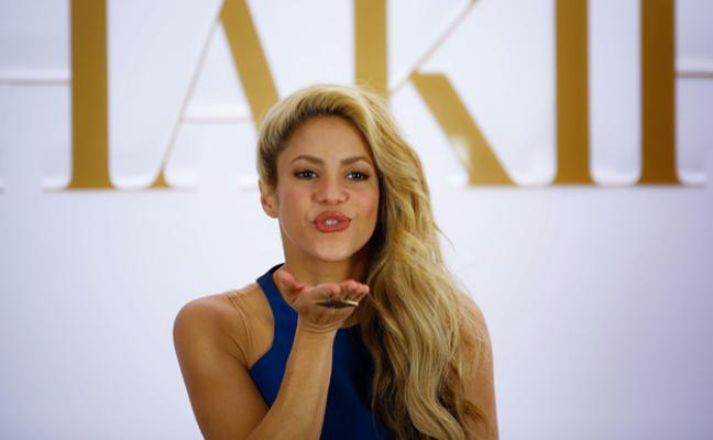 Shakira salda parte de su deuda con Hacienda