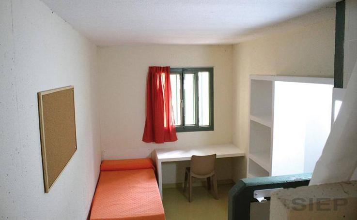 Una instalación de lujo para presos