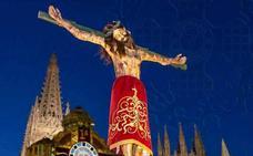 Programa de procesiones del Martes Santo, 27 de marzo, en Burgos