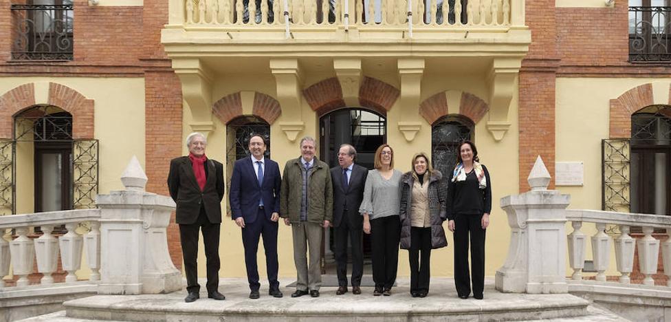 Castilla y León recordará el pincel del palentino Díaz-Caneja