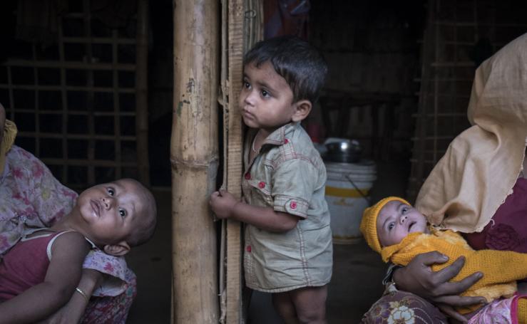 Seis meses de la crisis de los rohingya