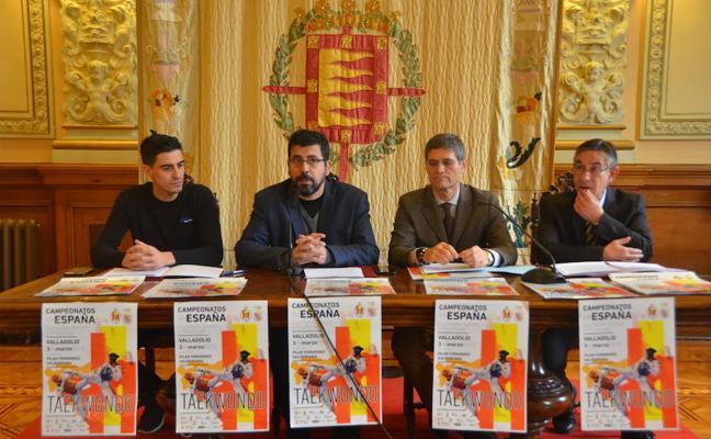 Valladolid albergará el campeonato de España absoluto