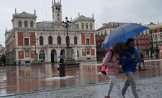 El primer fin de semana de marzo llega a Castilla y León con lluvia y viento