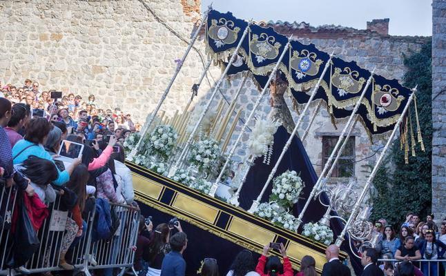 Programa de procesiones del Martes Santo, 27 de marzo, en Ávila