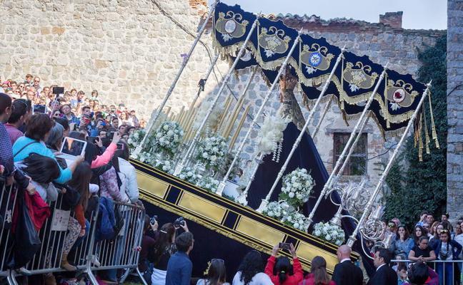 Programa completo de la Semana Santa 2018 en Ávila