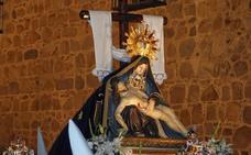 Programa de procesiones del Miércoles Santo, 28 de marzo, en Ávila