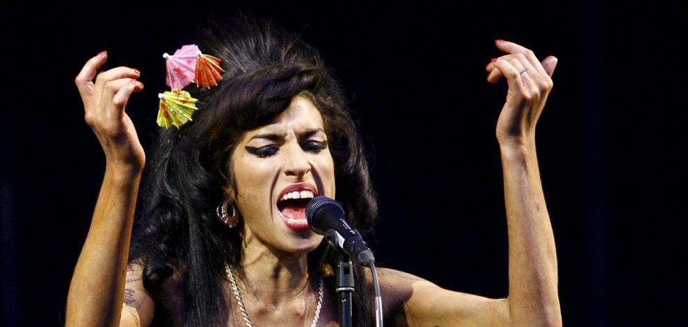 Una demo inédita de Amy Winehouse emociona a sus fans
