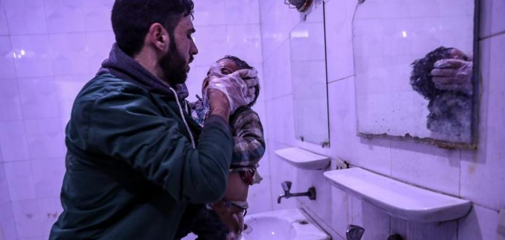 La ONU vincula el programa de armas químicas de Siria a Corea del Norte