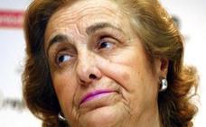La Fiscalía pide 11 años de prisión para Teresa Rivero por defraudar a Hacienda