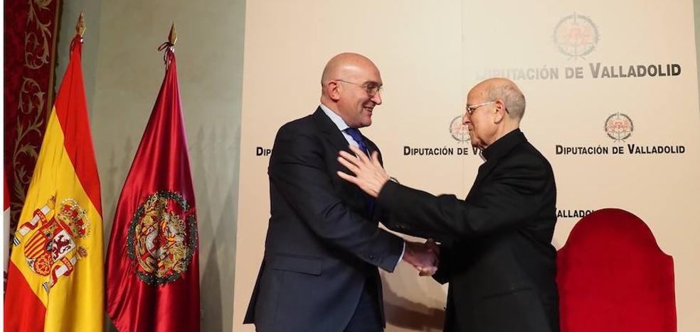 Diputación y Arzobispado destinarán 875.000 euros para obras en iglesias y ermitas