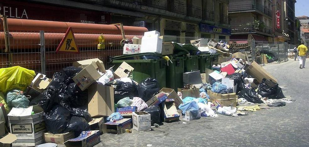 Luquero confía en un acuerdo que evite la huelga de basuras en Semana Santa