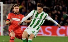 El Betis y la Real se pelean con el gol