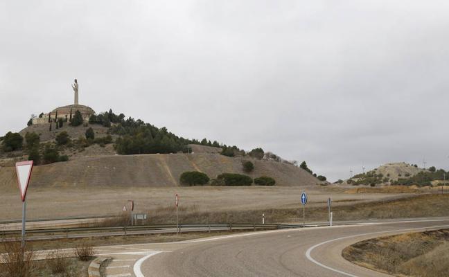 Seis millones para recuperar los cerros de Palencia