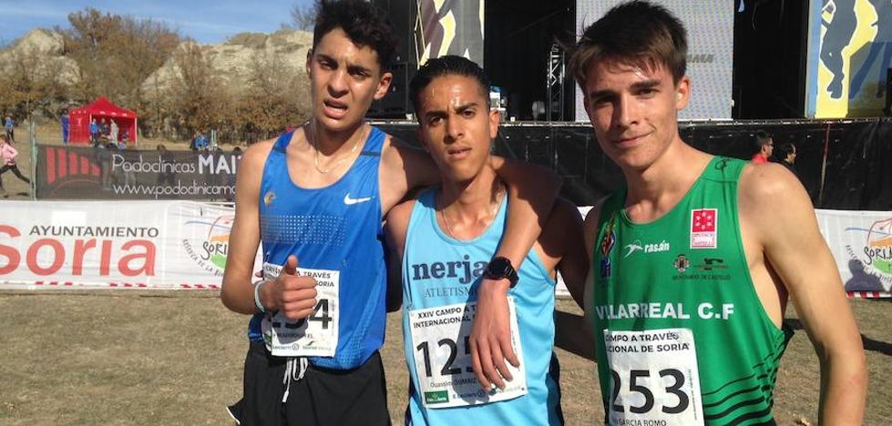 Mario García Romo busca su primer oro en pista cubierta en el Nacional sub-20