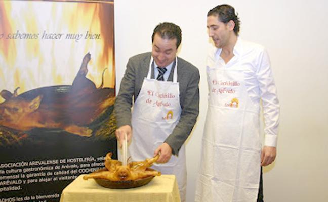 Asadhos celebra por noveno año consecutivo las Jornadas Gastronómicas Tostón de Arévalo