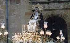 Programa de procesiones del Jueves Santo, 29 de marzo, en Soria