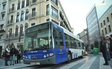 Los autobuses municipales de Valladolid dejarán de pasar por Claudio Moyano
