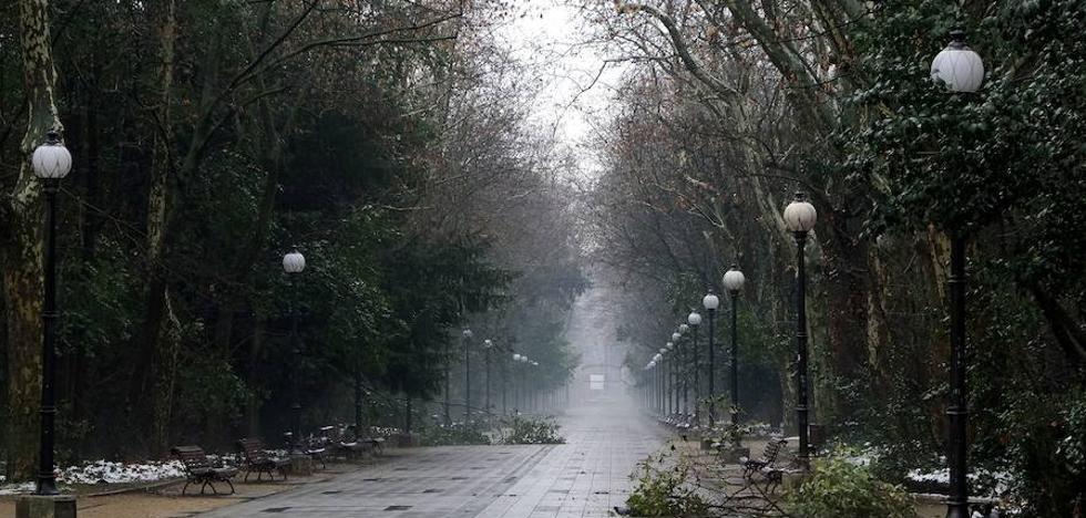 El Campo Grande, abierto salvo complicaciones meteorológias