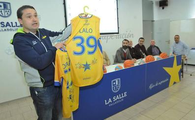 Las camisetas de La Salle llevarán el nombre de sus deportistas más célebres