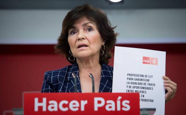 El PSOE admite que Sànchez tiene sus derechos políticos «intactos» pero aboga por un president sin cargas