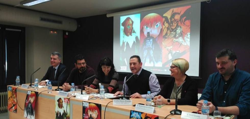 Profesionales internacionales participarán en los coloquios de El Salón del Cómic y Manga