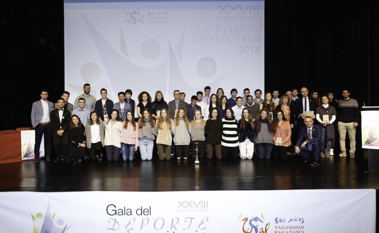 XXVIII Premios Anuales de Deporte Universitario