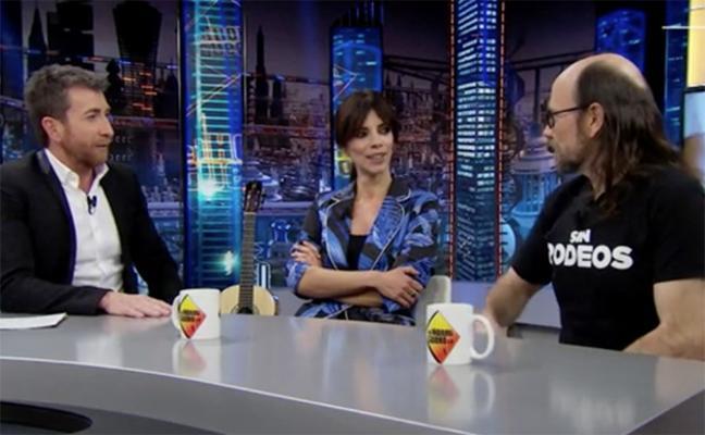 Santiago Segura le encuentra un defecto a Maribel Verdú