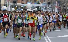 Javier Alves, el favorito en las apuestas para repetir en la Media Maratón de Salamanca