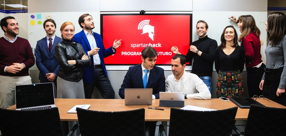 Spartanhack, programación y emprendimiento