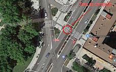 Identifican al conductor del vehículo que se dio a la fuga tras atropellar a una mujer en Valladolid