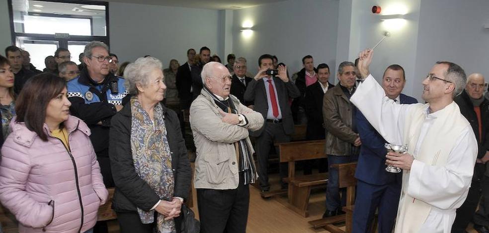 Funeraria Santa Teresa inaugura en Cuéllar el primer crematorio de la comarca