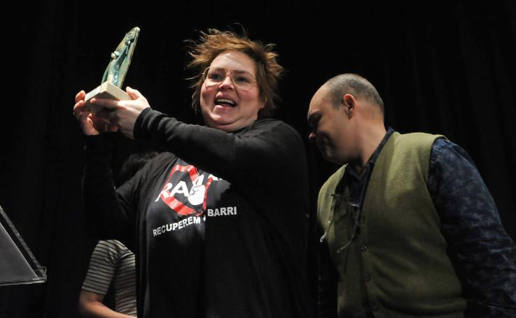 XII premios Coraje y Dignidad de la Coordinadora de Pajarillos