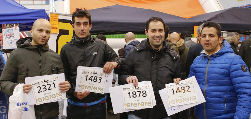 La Media Maratón de Salamanca mira al cielo