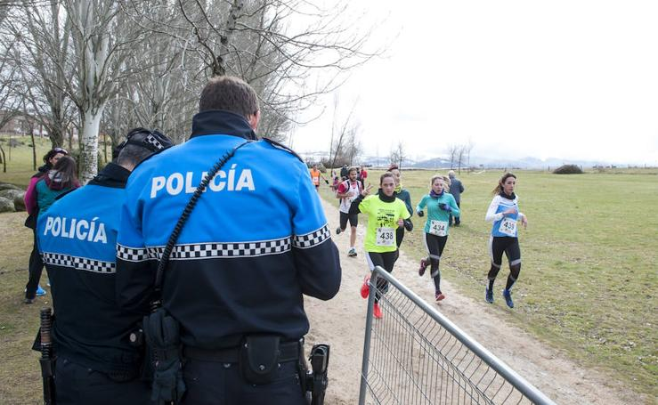 Carrera de la Policía Local de Segovia