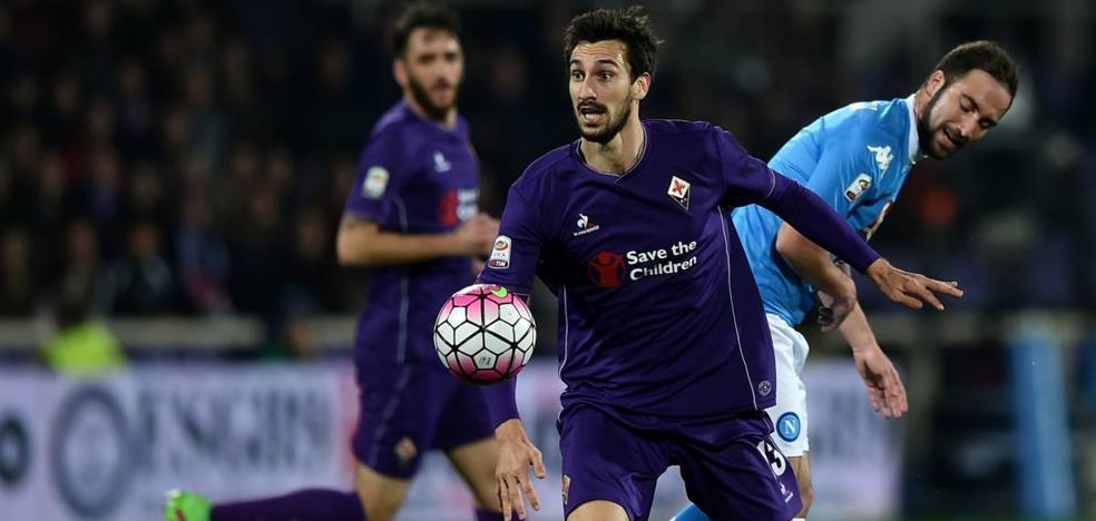 Muere el capitán de la Fiorentina horas antes de un partido