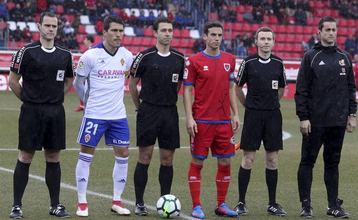 Numancia 1- Zaragoza
