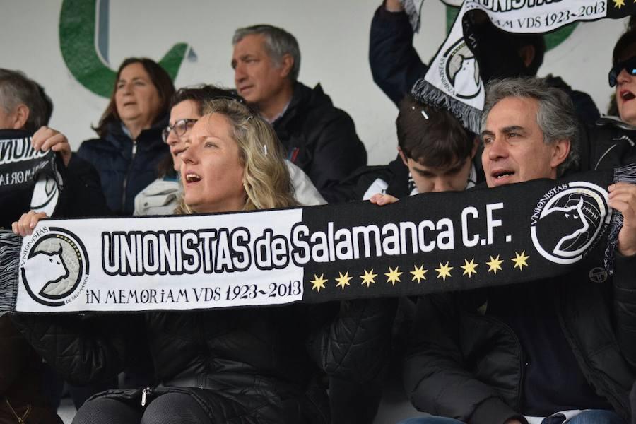 Unionistas de Salamanca gana en Cebreros (0-2)
