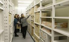 El Archivo crece con la incorporación de documentos comunistas y franquistas