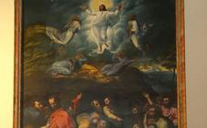 'La transfiguración', de Autillo de Campos a Las Edades del Hombre
