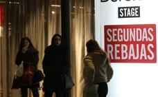 El 62% de los comerciantes, decepcionados con los resultados de las rebajas de invierno