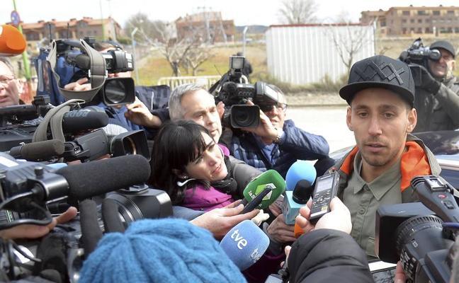 El leonés 'Viti' ratifica su inocencia tras salir de la cárcel: «Todo es mentira y espero que se aclare»