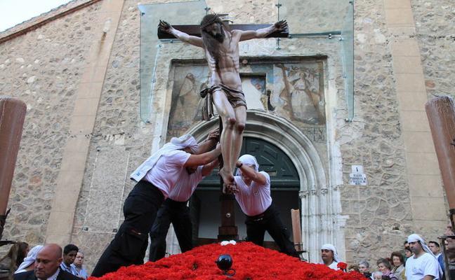 Programa de procesiones del Martes Santo, 27 de marzo, en Segovia