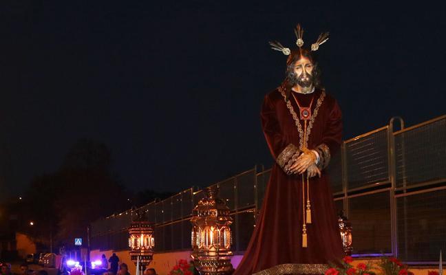 Programa de procesiones del Miércoles Santo, 28 de marzo, en Segovia