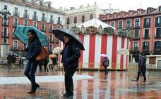 Fin de semana de lluvias y subida de temperaturas en Castilla y León