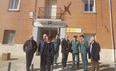 La Diputación de Palencia destina 81.917 euros en la reforma de la casa cuartel de Villoldo