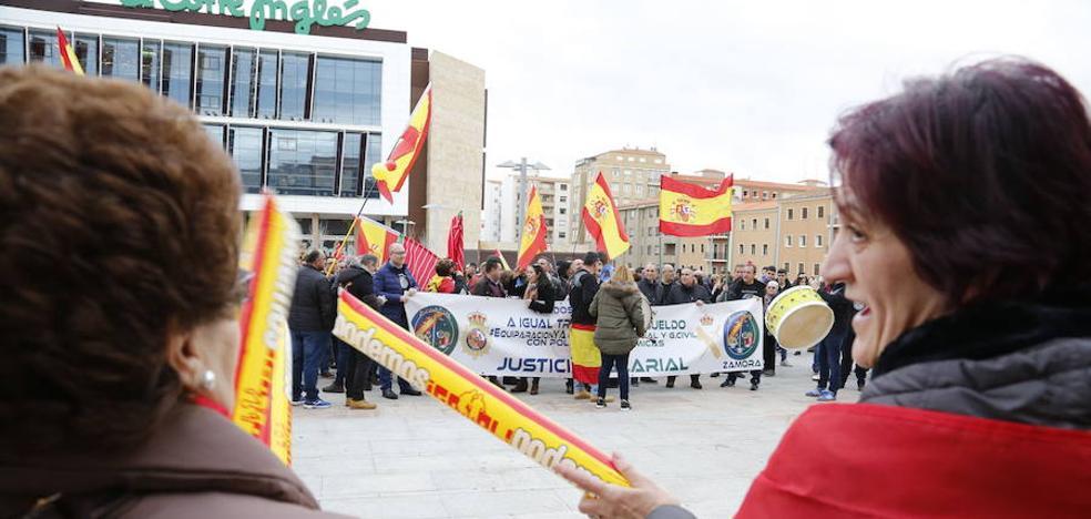 Guardia Civil y Policía Nacional se manifestarán por la equiparación de salarios